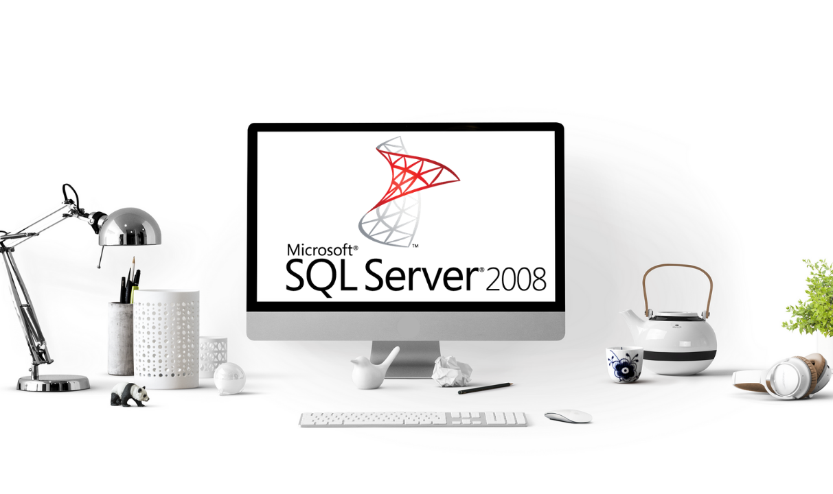 Logótipo Microsoft SQL Server 2008