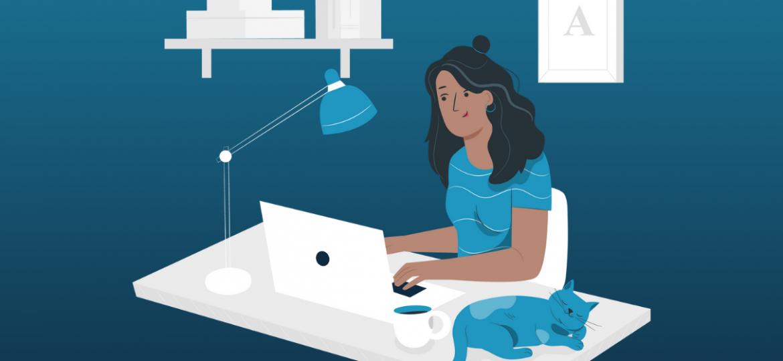 coronavirus e os riscos de trabalhar remotamente